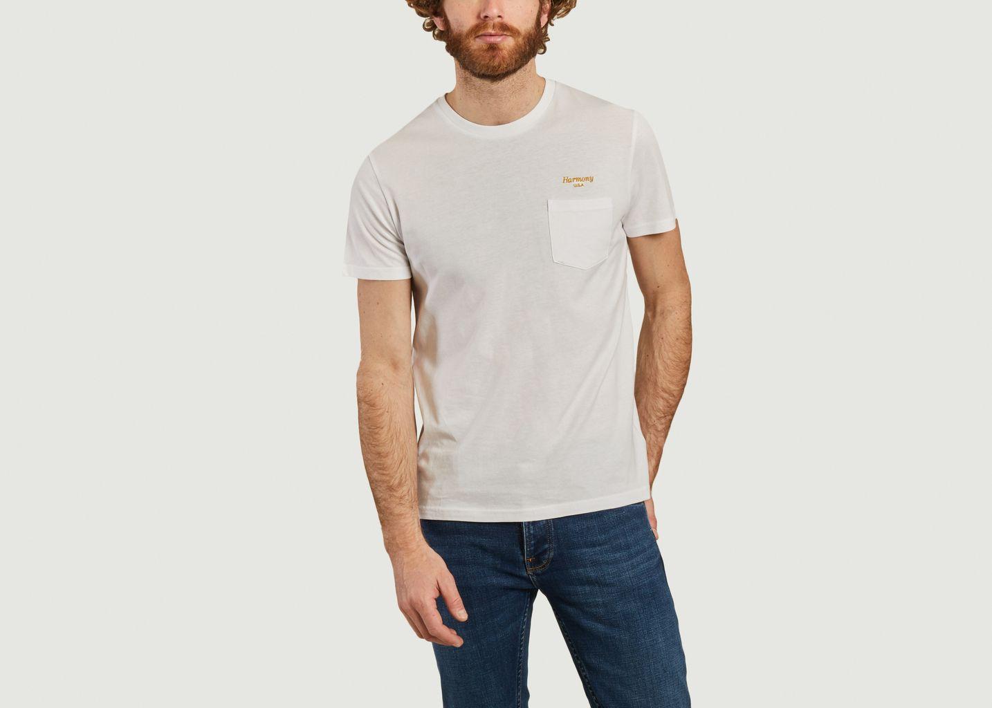 T-shirt Teddy italique - Harmony