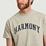 matière T-shirt University - Harmony