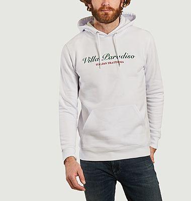 Sweatshirt à capuche Villa Paradiso