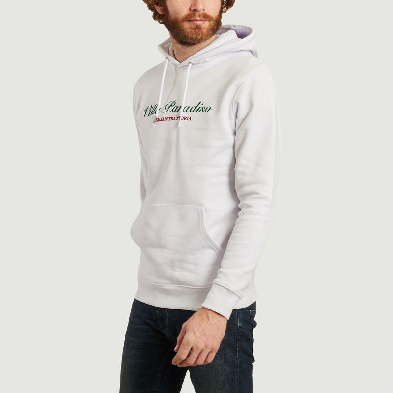 Sweatshirt à capuche Villa Paradiso - Harmony