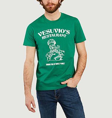 T-shirt Restaurant Vesuvio
