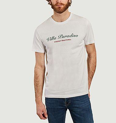 T-shirt Villa Paradiso