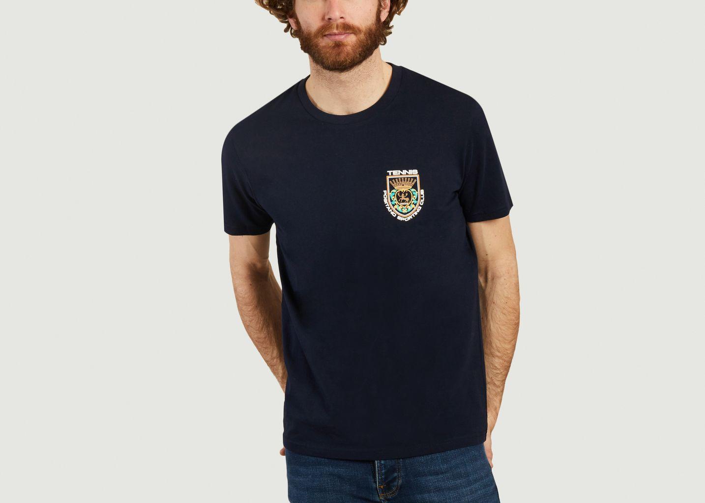 T-shirt Positano Sporting Club - Harmony