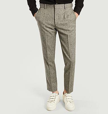 Pantalon de costume en laine Peter