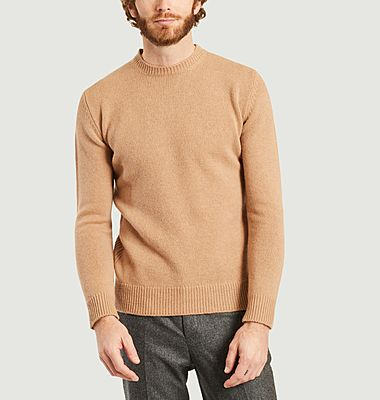 Pull en laine d'agneau Wulf