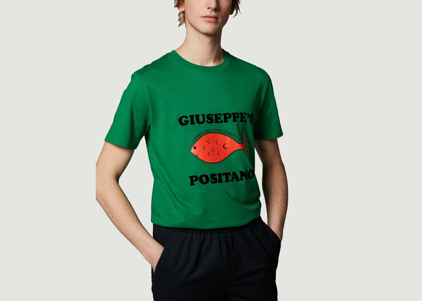 T-shirt Giuseppe Positano - Harmony