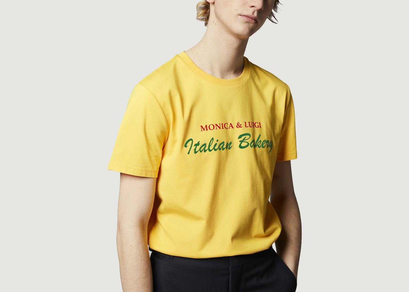 T-shirt Monica & Luigi - Harmony