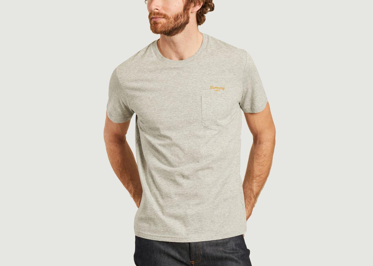 T-shirt Teddy Cursive - Harmony