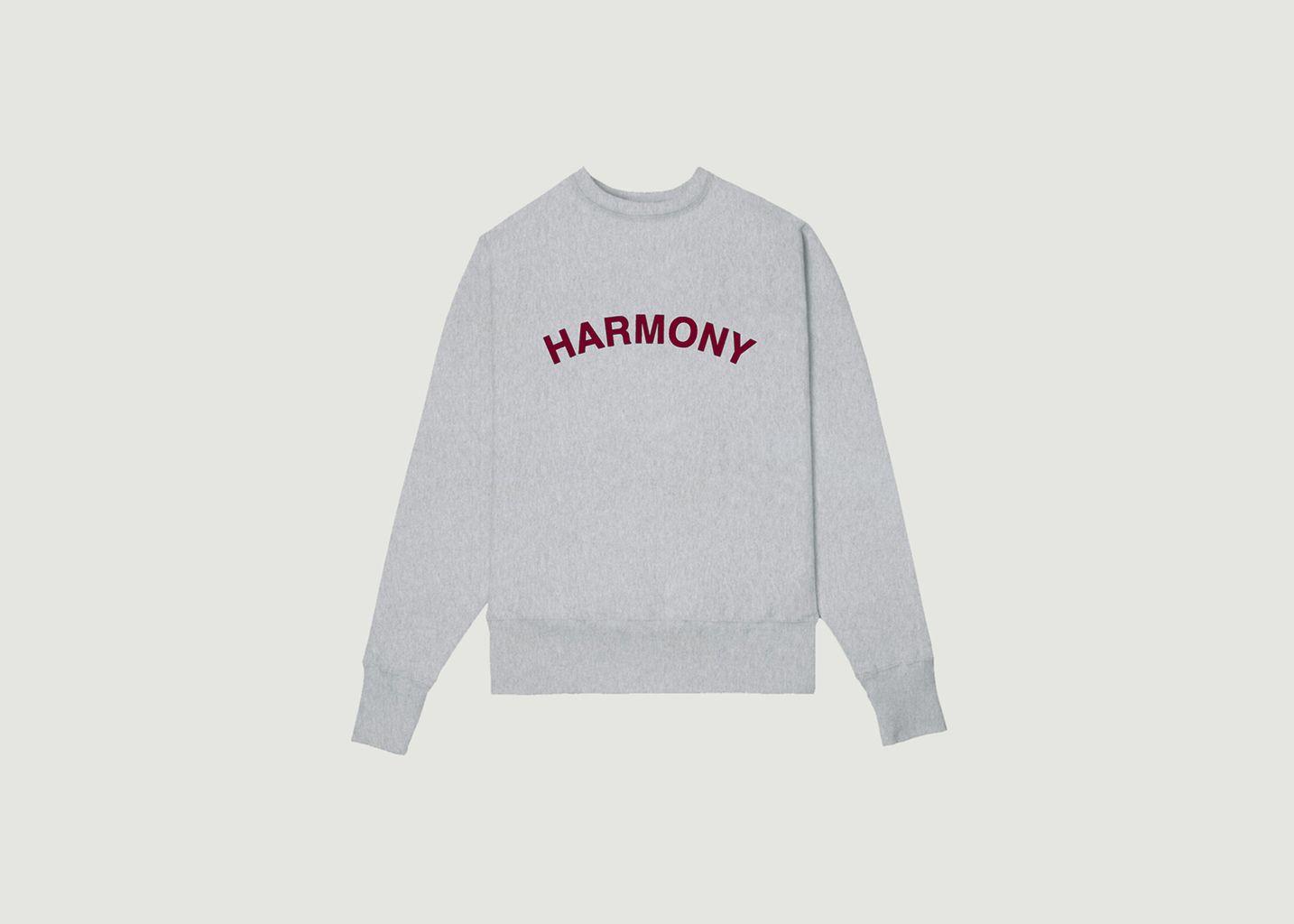 Sweat Sael en jersey - Harmony