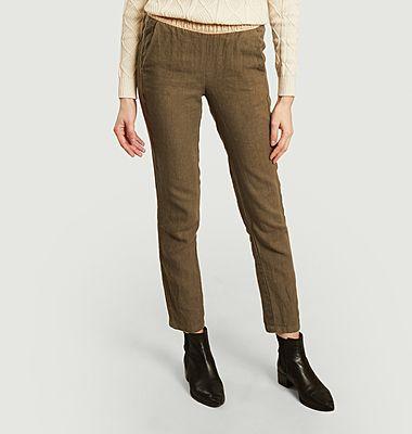 Pantalon lin Pirouette