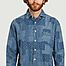 matière Chemise Patch Chambray - Hartford