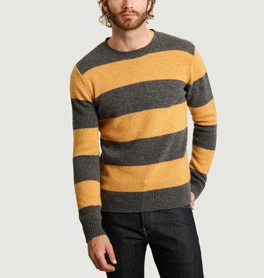 Pull Shetland Big Stripe