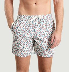 Short De Bain Print Fantaisie Swim