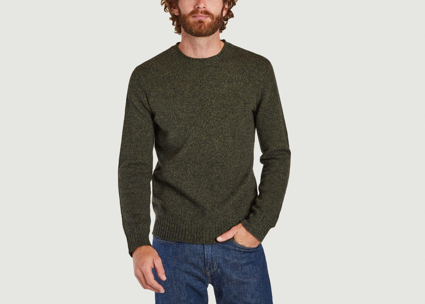 Pull en laine shetland - Hartford