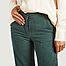 matière Pantalon large Poke - Hartford