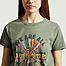 matière T shirt Teoman - Hartford