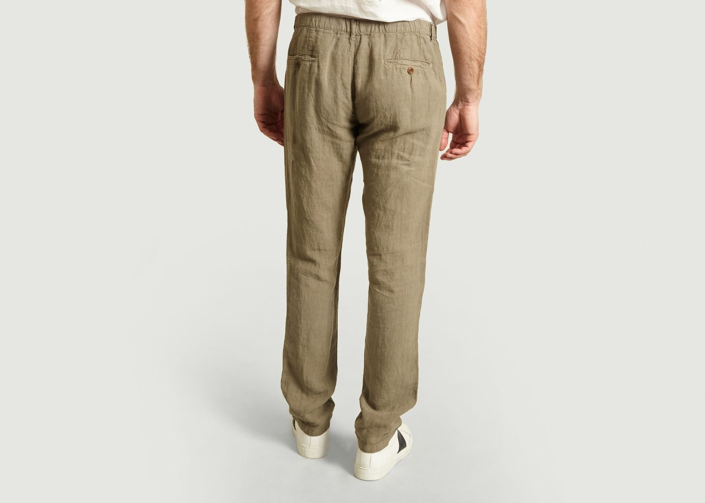 Pantalon en lin Tanker - Hartford
