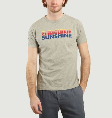 T-shirt imprimé Sunshine