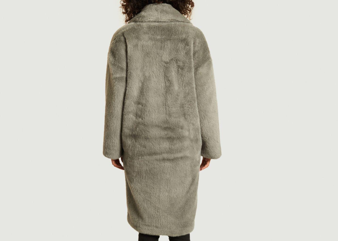 Manteau effet fourrure Vaderi - Hartford