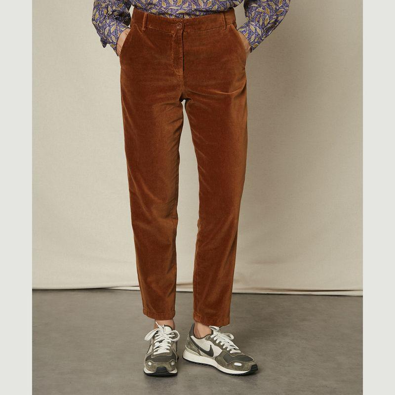 Pantalon en velours Ponette - Hartford