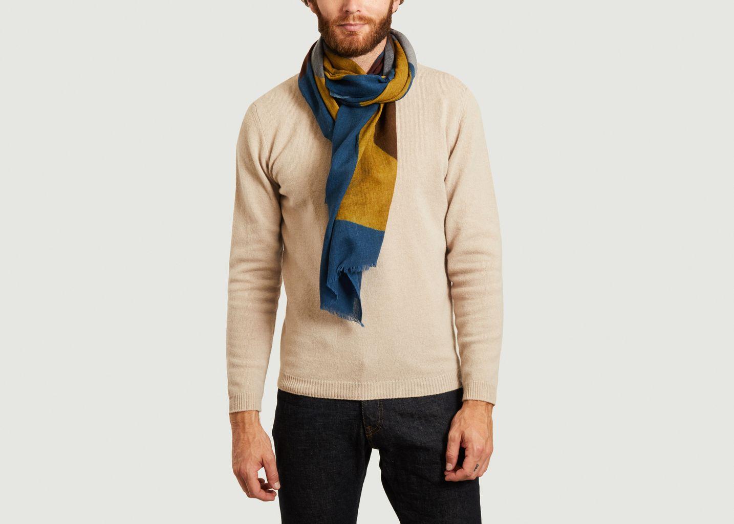 Écharpe en laine Lobile - Hartford