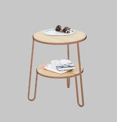 Anatole Side Table