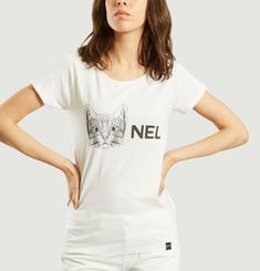 T-Shirt Chat-Nel