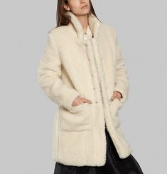 Manteau Hallow