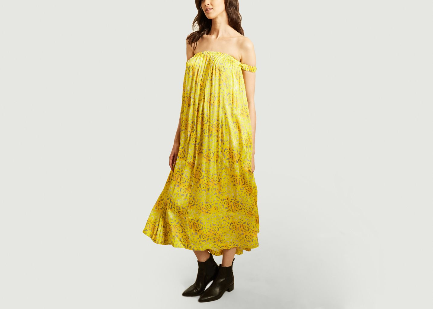 Robe longue Peneloppe - Heimstone