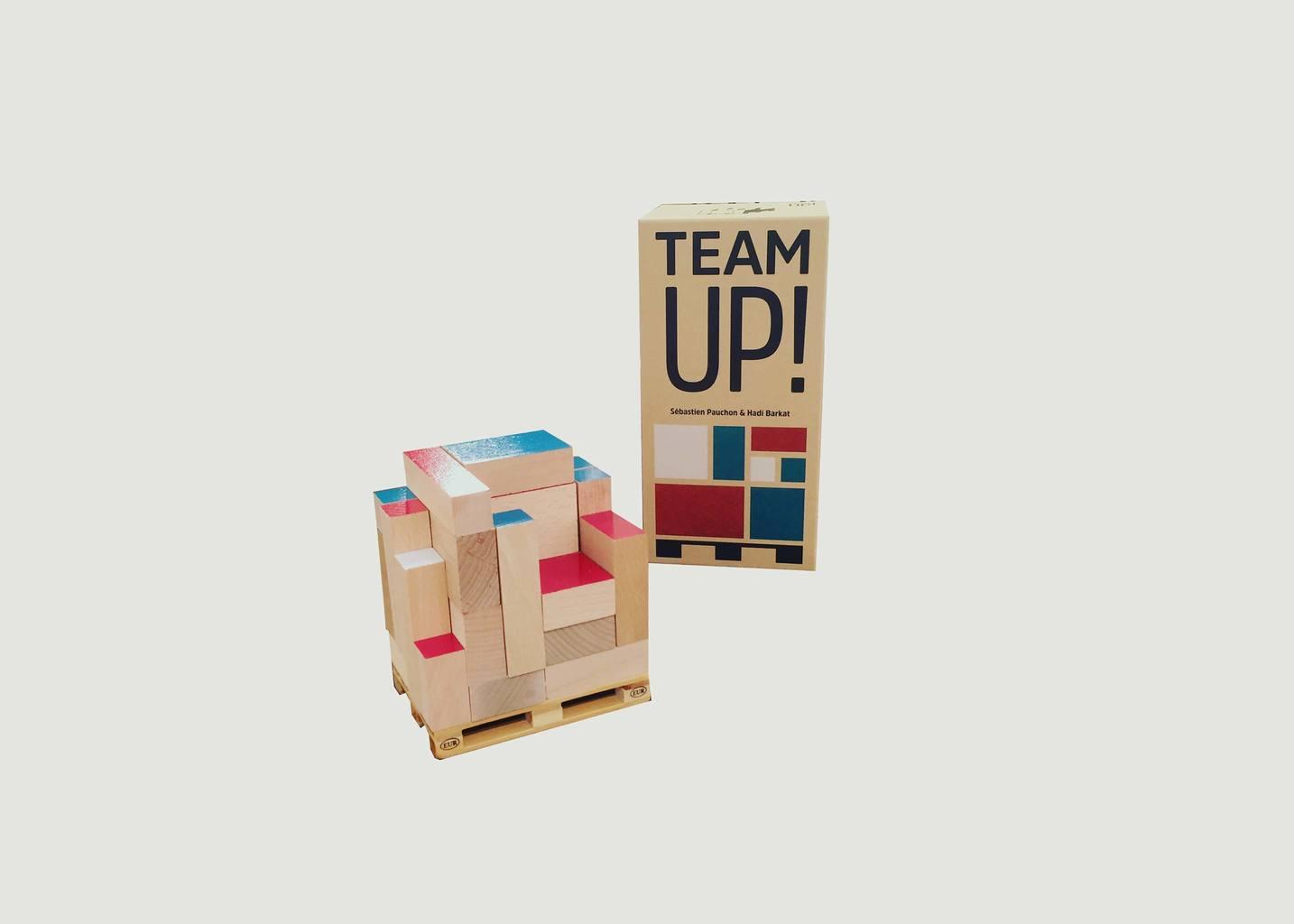Jeu De Société Team Up ! - Helvetiq