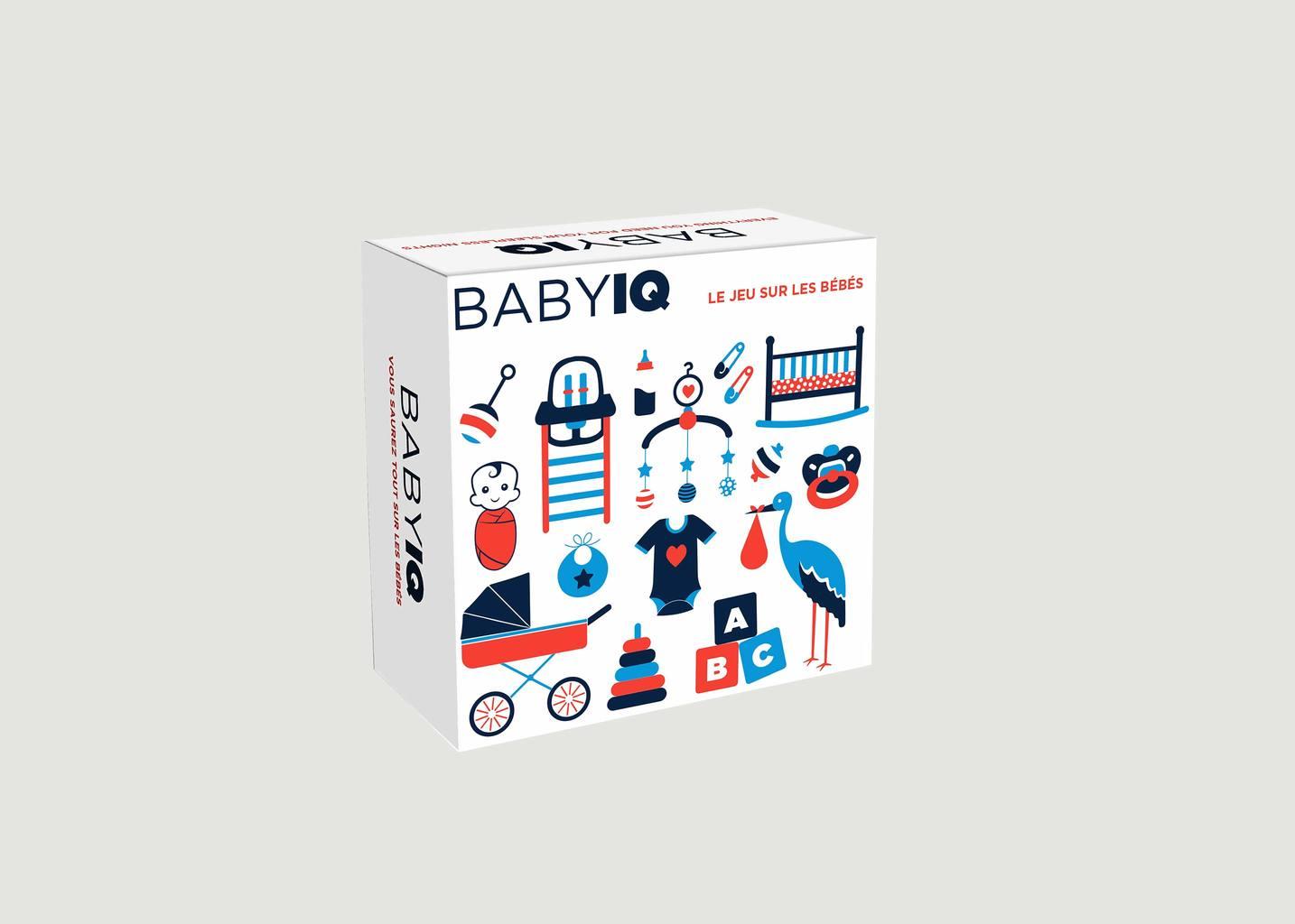 Jeu De Société Sur Les Bébés BabyIQ - Helvetiq