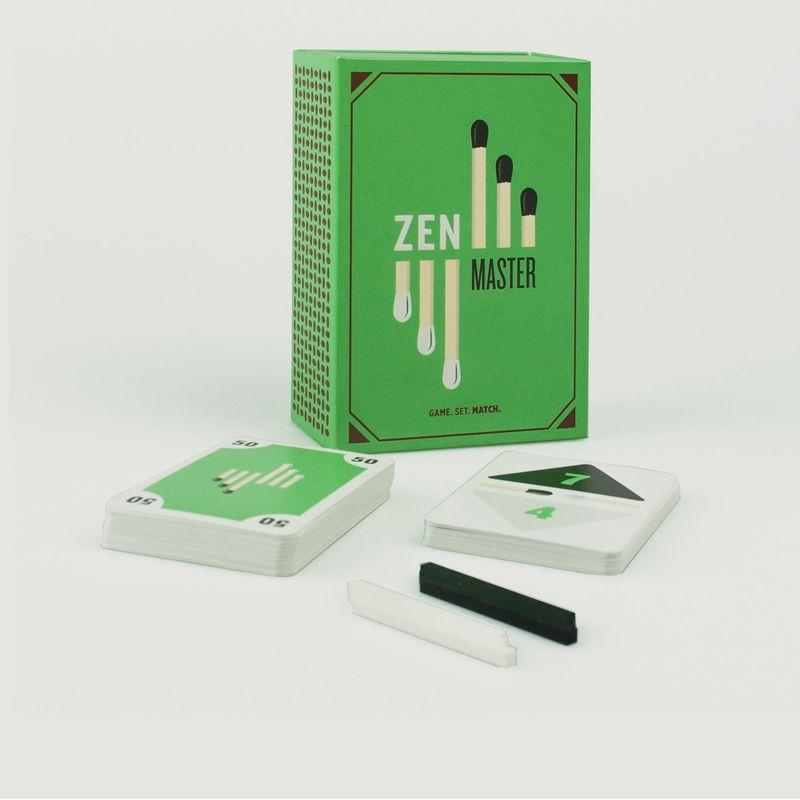 Jeu De Cartes ZenMaster Matchbox - Helvetiq
