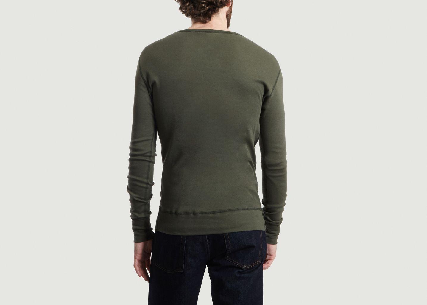 T-Shirt Henley Harri - Hemen