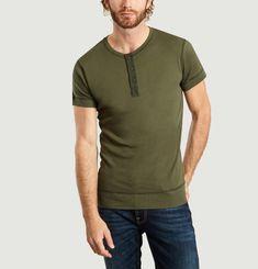T-shirt Henley Luzien