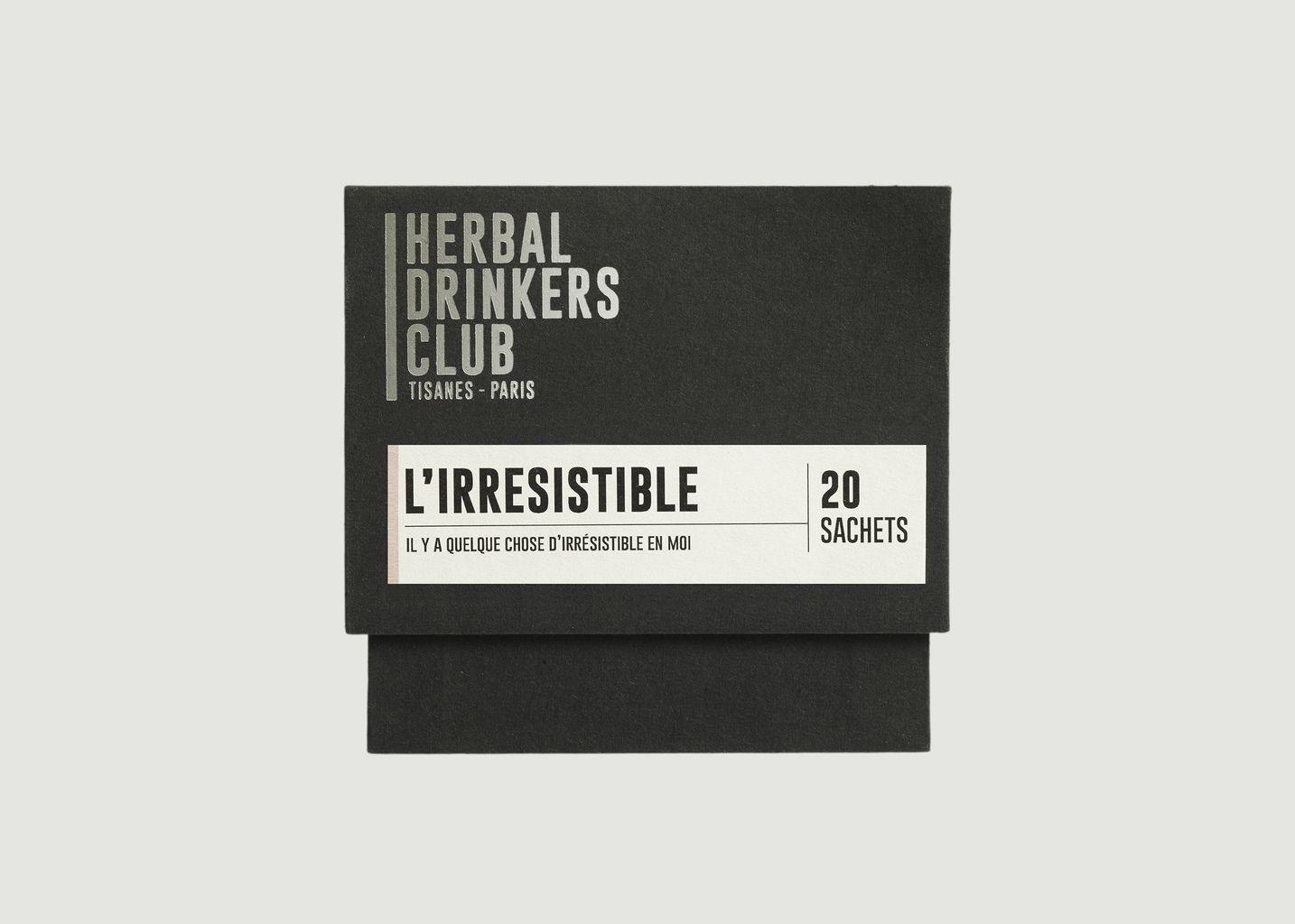 Tisane L'Irrésistible - Herbal Drinkers Club