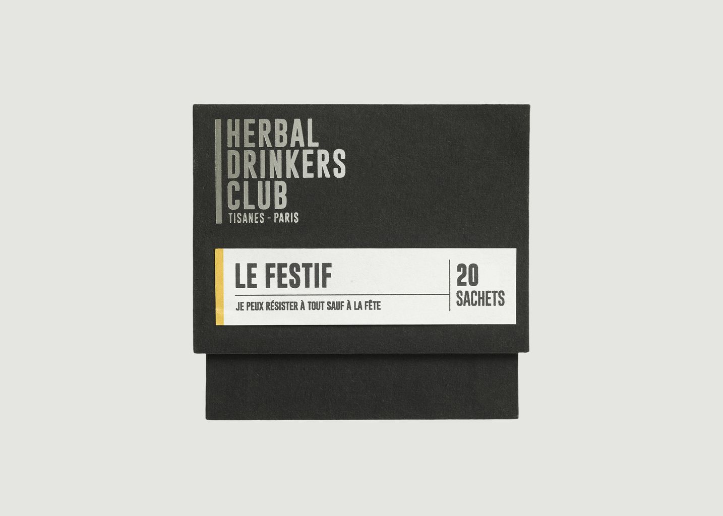 Tisane Le Festif - Herbal Drinkers Club