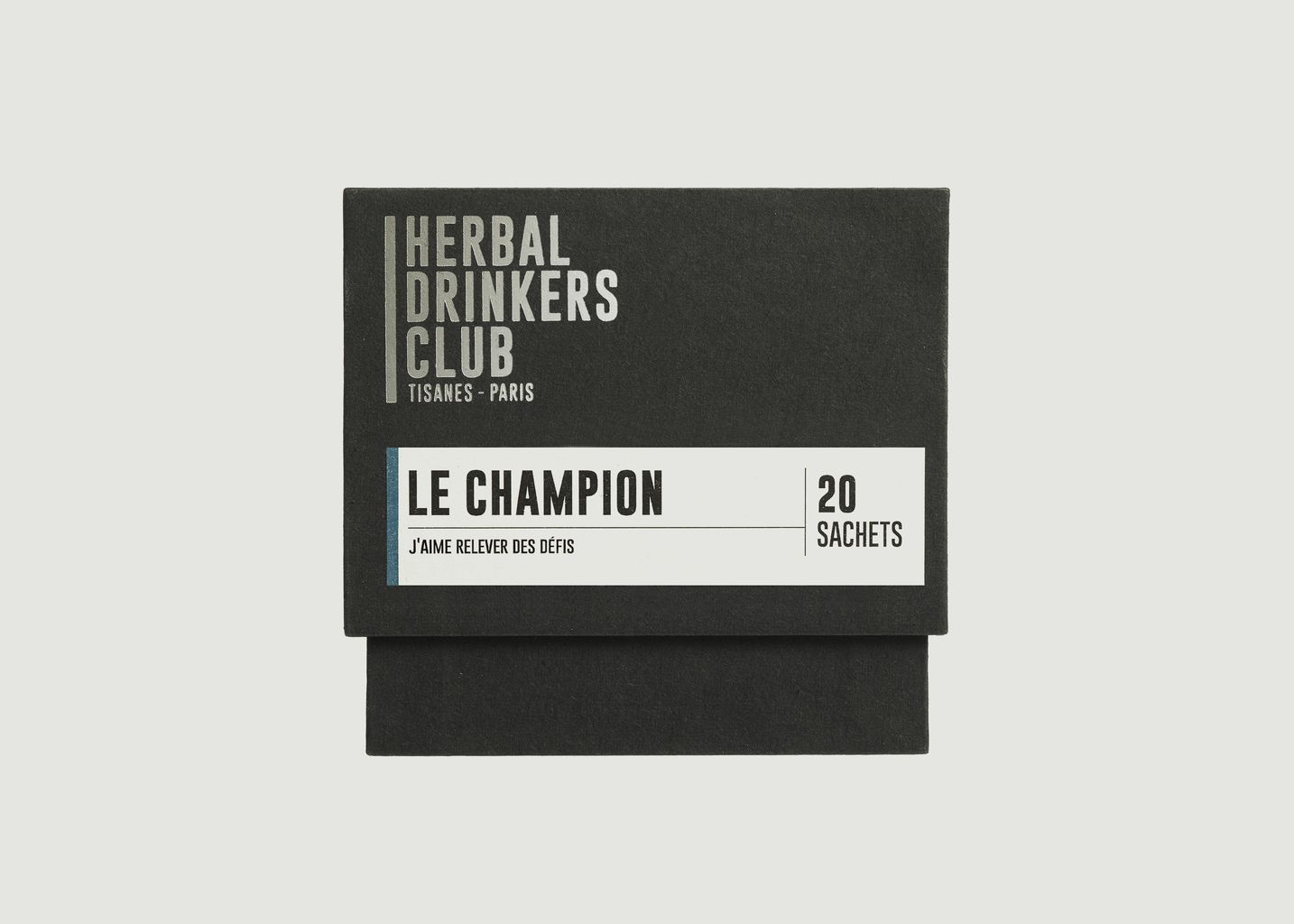 Tisane Le Champion - Herbal Drinkers Club