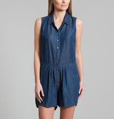 Nicéphore Short-Overalls