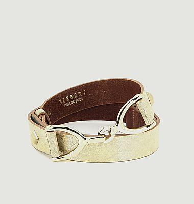 La Nicet Gold Belt
