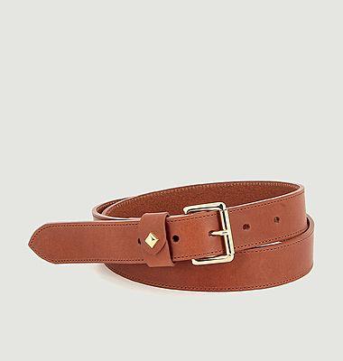 La Turenne leather belt