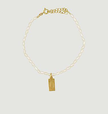 Bracelet Tag Pearl