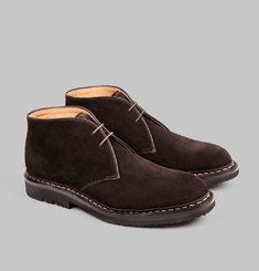 Desert Boots Genet Velours Latex