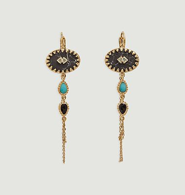 Mayhem earrings
