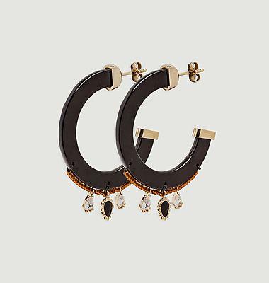 Flavia earrings