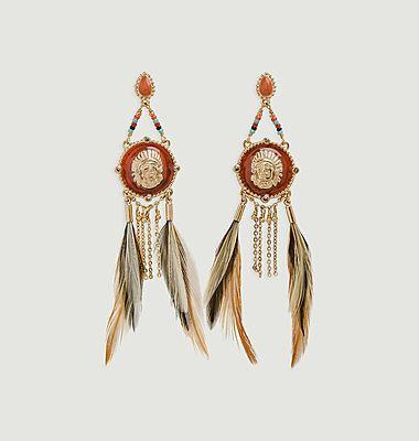 Midwest earrings
