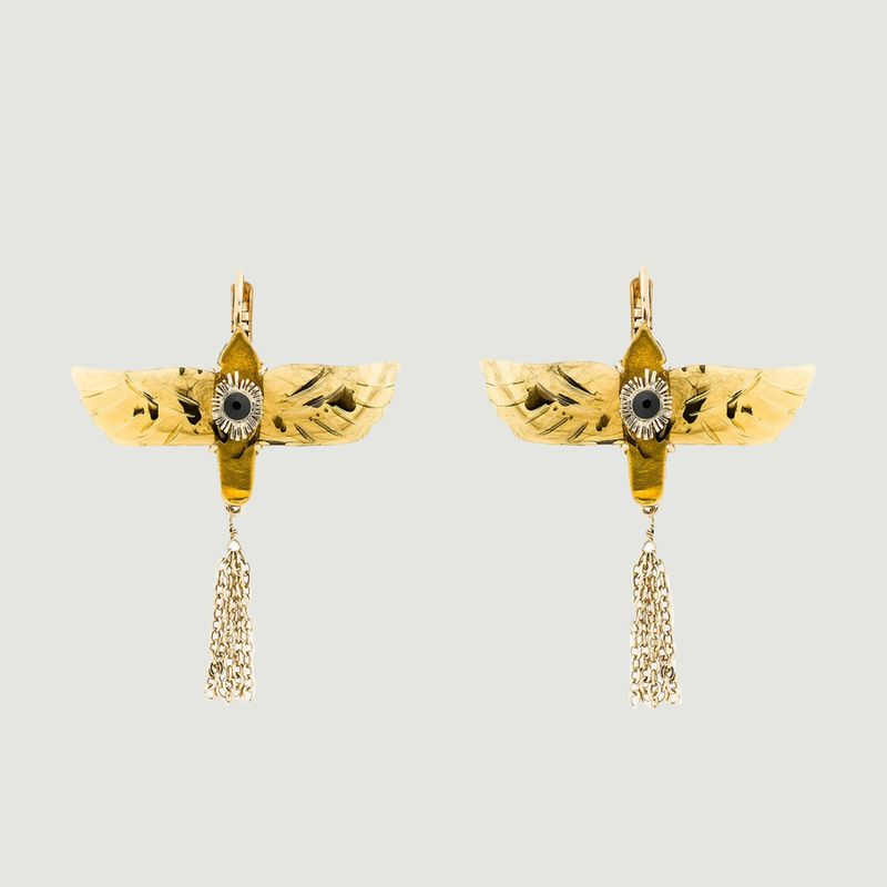 Boucles d'oreilles Horus - Hipanema