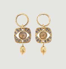 Alexandrie earrings Hipanema
