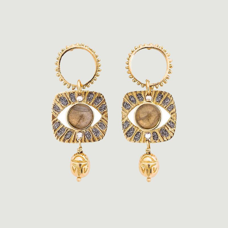 Boucles d'oreilles Alexandrie - Hipanema