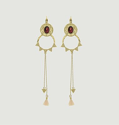 Boucles d'oreilles Anatolia