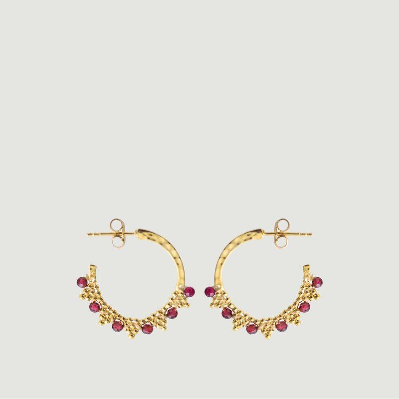 Boucles d'oreilles Zaza - Hipanema